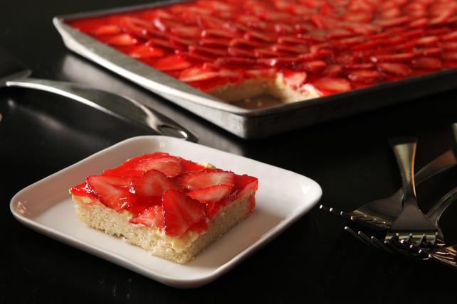 Barres givrées aux fraises Image 1