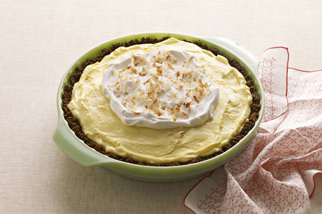 Easy Lemon-Coconut Cream Pie Image 1
