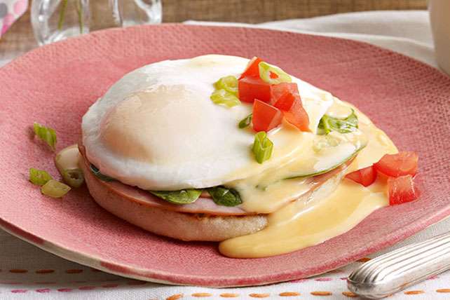 Easy Eggs Benedict Image 1