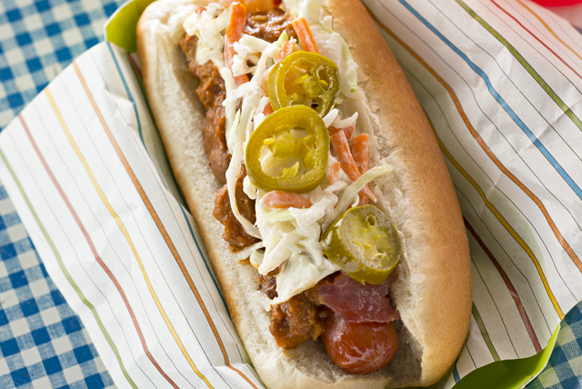 Spicy Good Ol' Boy Hot Dogs Image 1