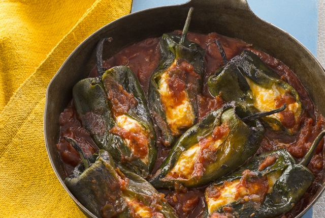No-Fuss Chiles Rellenos Skillet Image 1