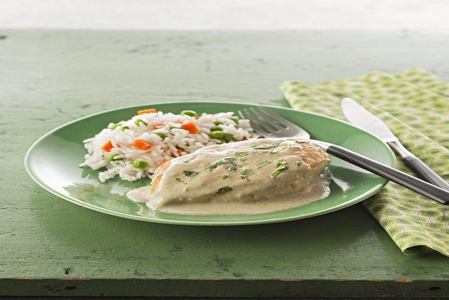 Creamy Salsa Verde Chicken Image 1