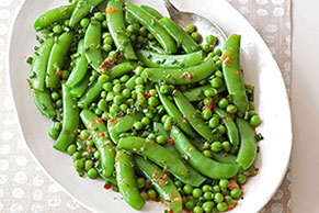 Tuscan Pea & Snap Pea Medley