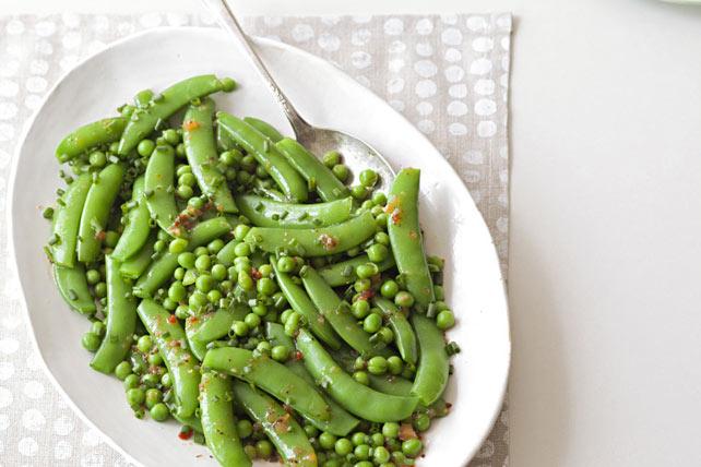 Tuscan Pea & Snap Pea Medley Image 1
