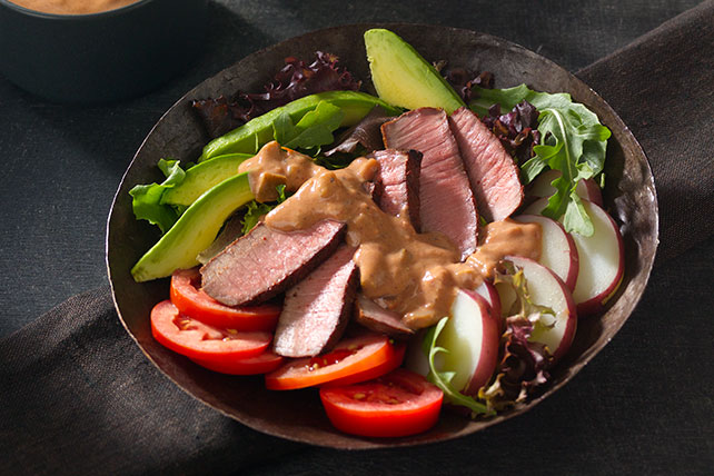 California Potato and Steak Salad Image 1