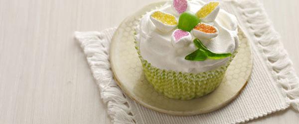 Mini Cheesecake Flowers