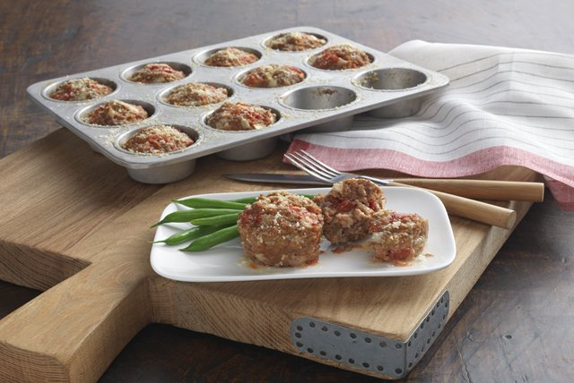 Weeknight Meatloaf Muffins
