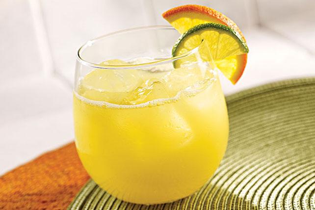 Refresco de limón y naranja a la caipiriña Image 1