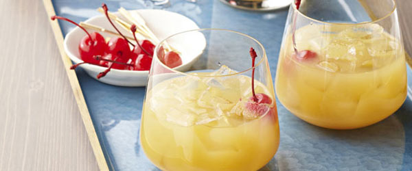 Mad About Whiskey Sours