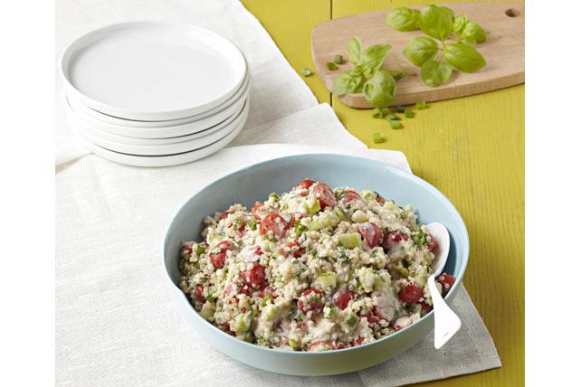 Quinoa au citron et au basilic Image 1