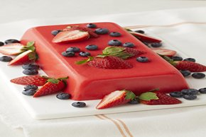 JELL-O Gelatin Berry Dessert