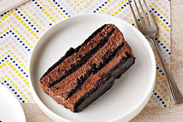 Chocolate Icebox Cake Image 1