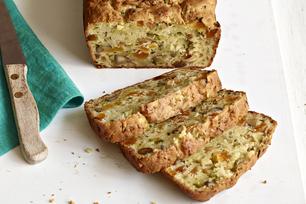 Notre meilleur pain aux courgettes