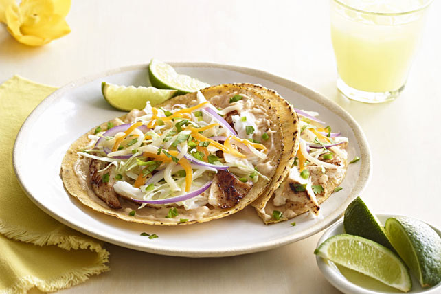 Mexicana Grilled Fish Tacos Image 1