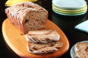 Cinnamon-Swirl Banana Bread