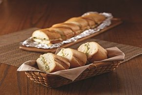 Cheesy Asiago-Herb Bread
