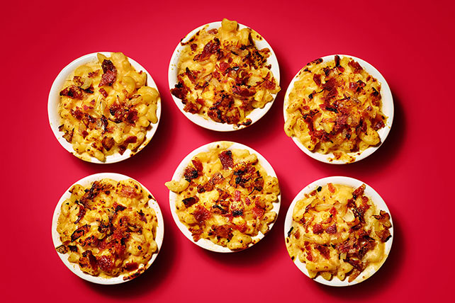 Kid Classic Bacon Mac & Cheese Image 1