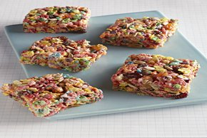 Fruity Snack Bars