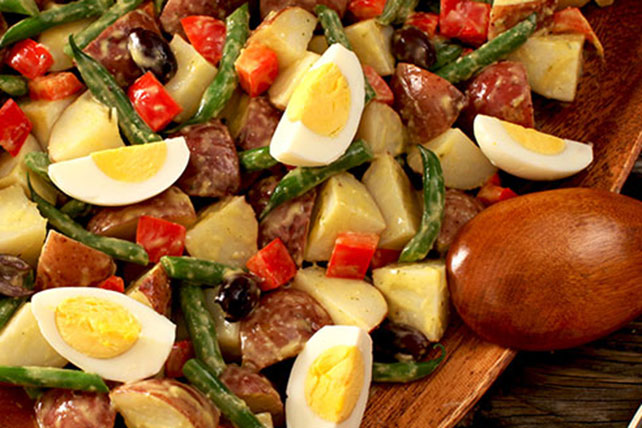 Nicoise Potato Salad Image 1
