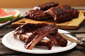 Sweet and Sticky Ribs