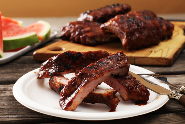 Sweet & Sticky  Ribs Image 1