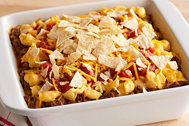 Smart-Choice VELVEETA Nacho Bake Image 1