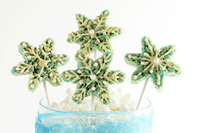 Snowflake RICE KRISPIES® TREATS™
