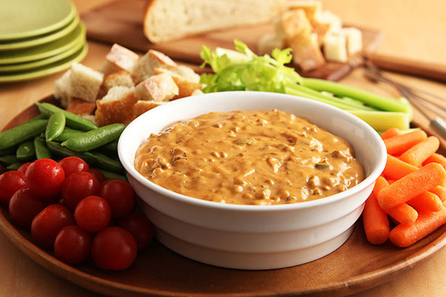 A.1. Cheesesteak Dip