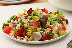 Zesty Chopped Salad