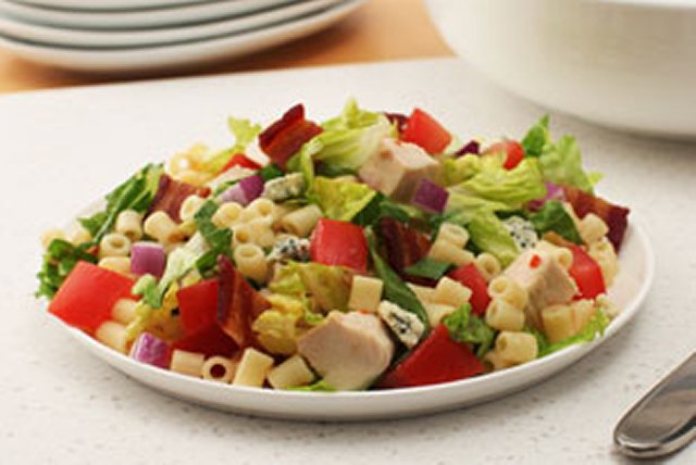 Zesty Chopped Salad Image 1