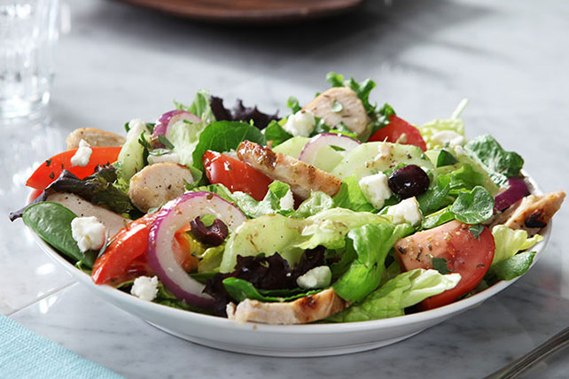 ATHENOS Greek Chicken Salad Image 1