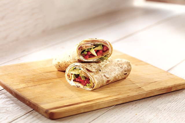 Southwest Chipotle-Chicken Wrap Image 1