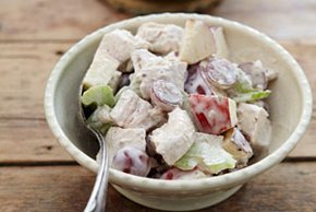 Chicken Waldorf Salad Image 2