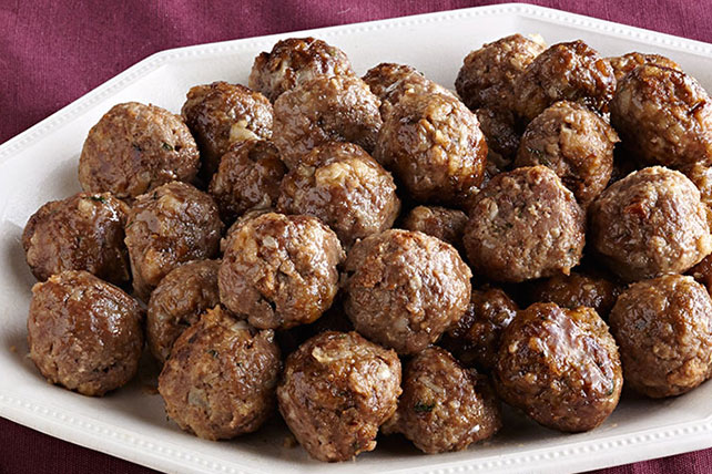 Easy Meatballs Recipe Image 1