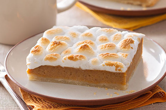 Sweet Potato Pie Bars Image 1