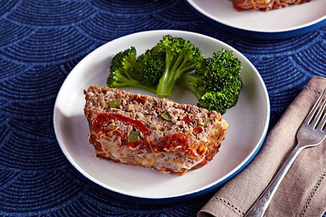 Fajita-Style Meatloaf Image 1