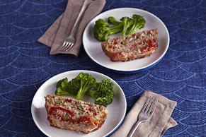 Fajita-Style Meatloaf