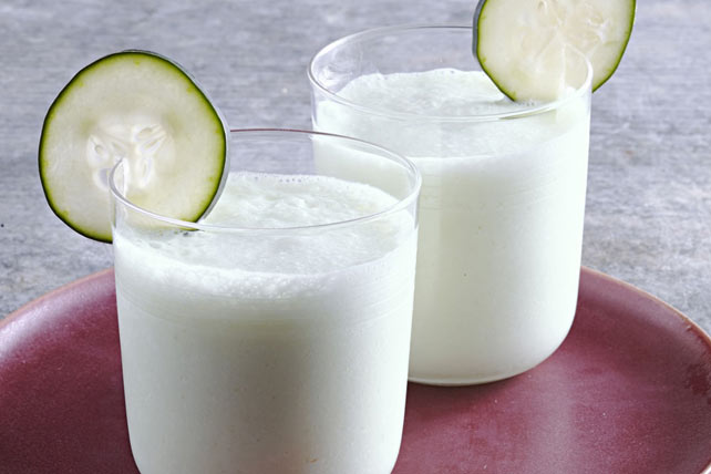 Tangy Cucumber Smoothie