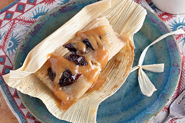 Caramel & Prune Tamales Image 1