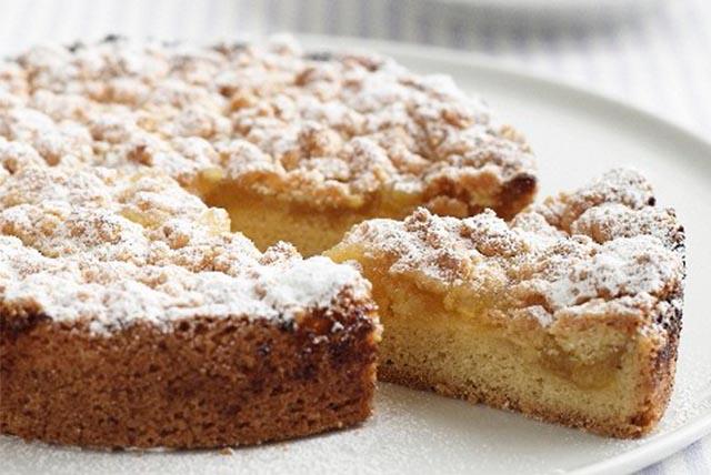 Gâteau aux miettes au citron Image 1