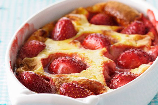 Strawberry Clafouti Image 1
