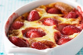 Strawberry Clafouti Image 2