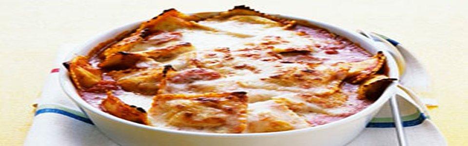 Baked Ravioli with Parmesan Image 2