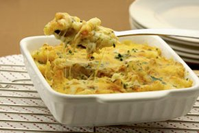 Macaroni and Cheese Bake Image 2