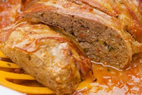 Bacon-Wrapped Meatloaf Image 2