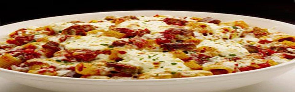 Rigatoni Pasta Bake Image 2