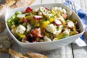 Chicken & Cauliflower Salad for a Crowd Image 2