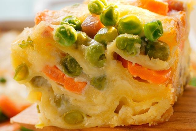 Vegetarian Lasagna Image 1