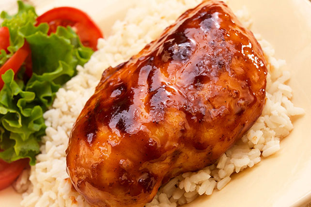 Jamaican-Style Grilled Barbecue Chicken