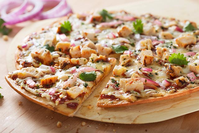Texas-Style Barbecue Chicken Pizza Image 1